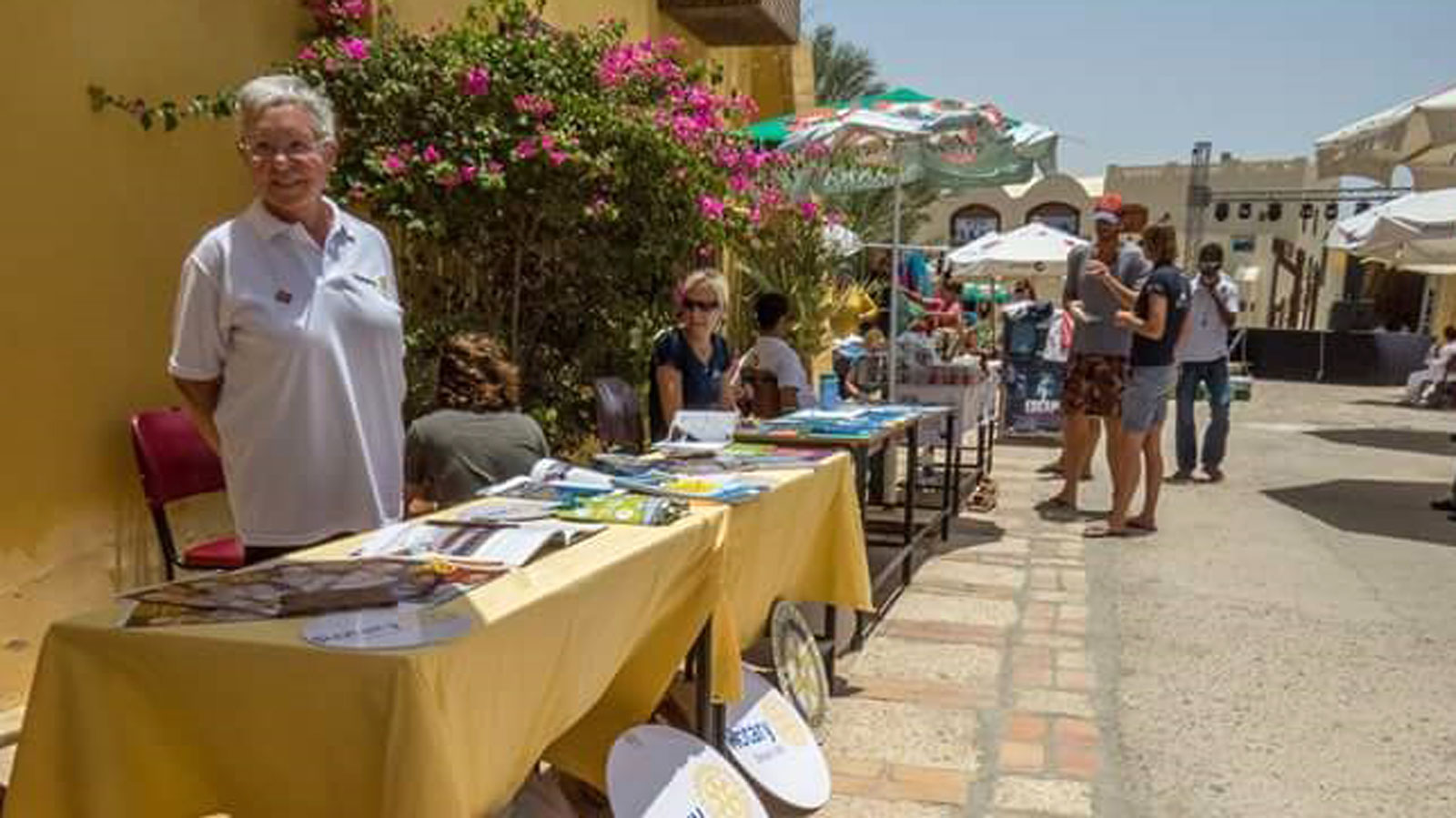 Earth Week in El Gouna