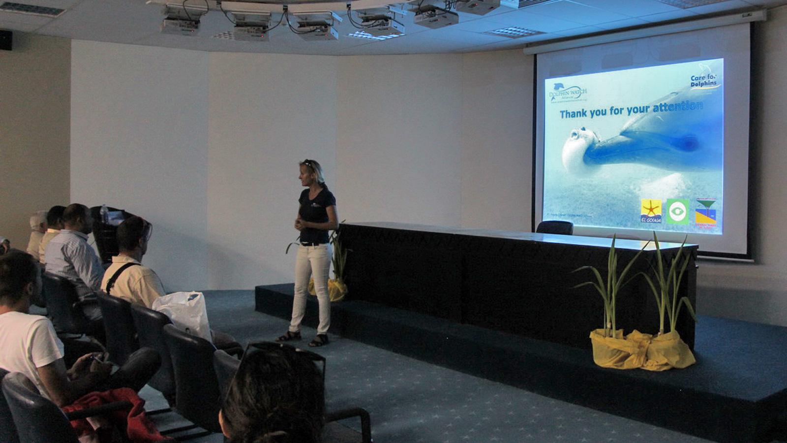Workshop in El Gouna