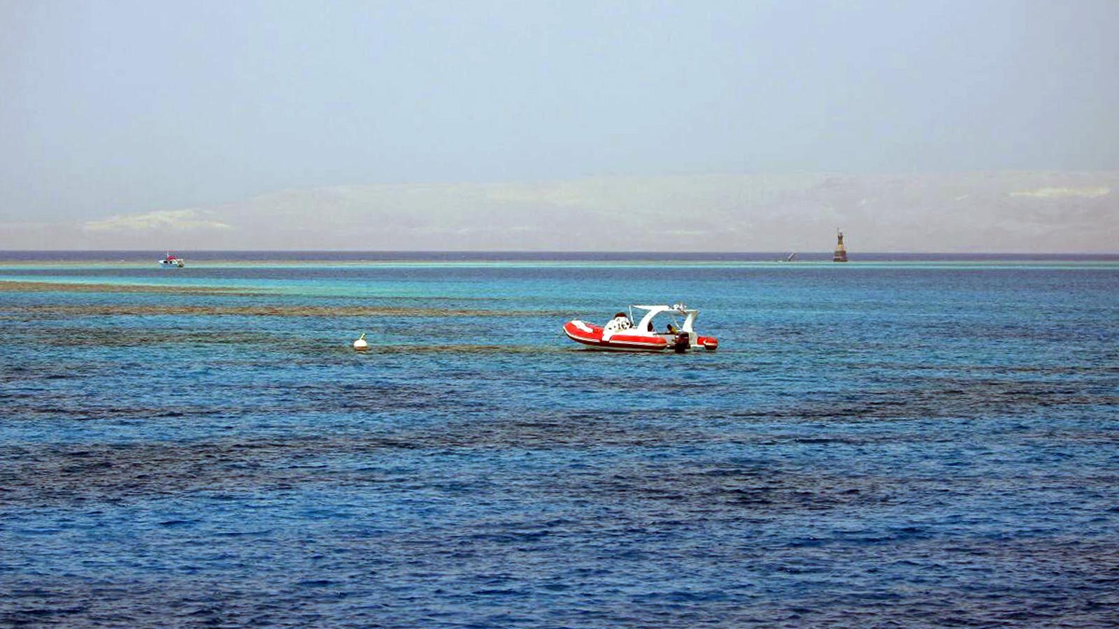 Schutzonen im Roten Meer