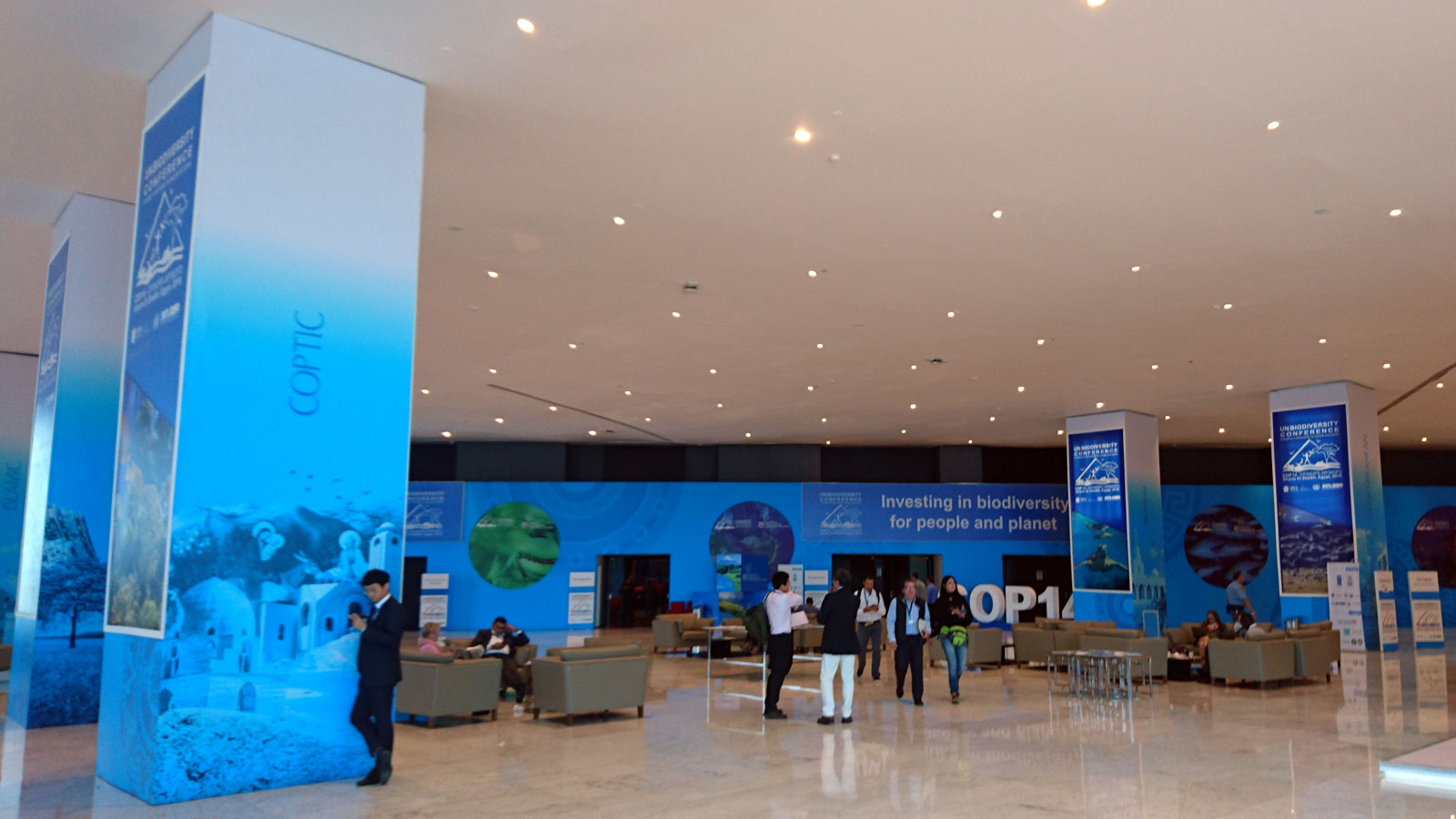 UN Biodiversity Conference at Sharm El Sheikh
